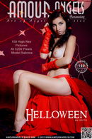 Sabrina in Helloween gallery from AMOUR ANGELS by Dante
