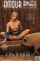 Jenny in On Farm gallery from AMOUR ANGELS by Aarin