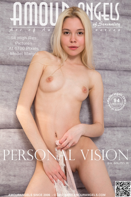 Margot - `Personal Vision` - by Bruno R for AMOUR ANGELS