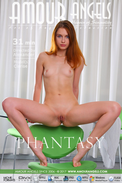 Clarise - `Phantasy` - by Alexander for AMOUR ANGELS