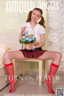 Andrea in Turn On Power gallery from AMOUR ANGELS by Wis Art