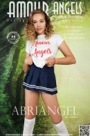 Abriana in Abriangel gallery from AMOUR ANGELS by Harmut