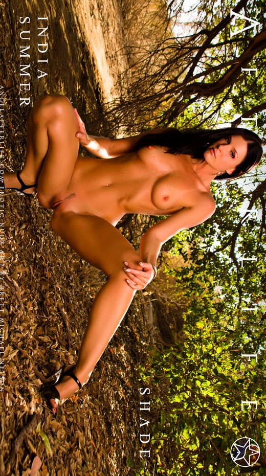 India Summer - `Shade` - by Brett Michael Nelson for ANGELAFTERLIFE
