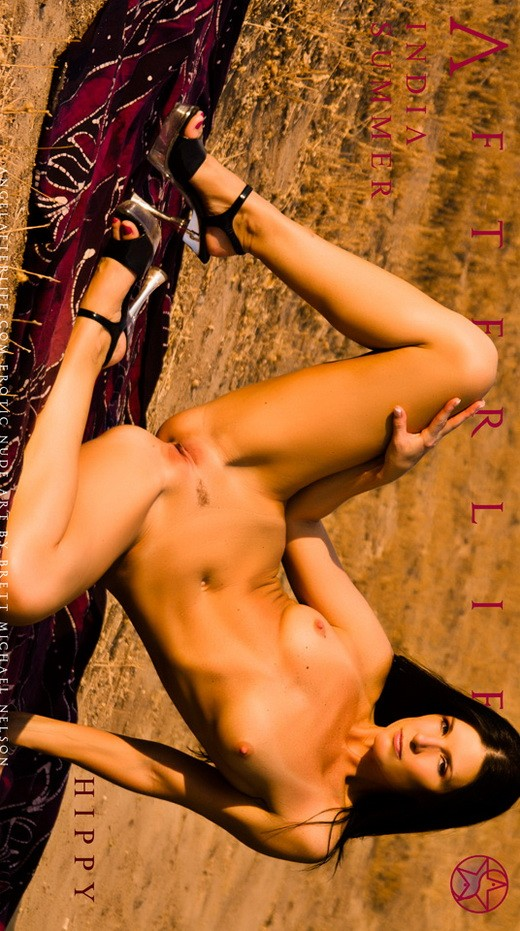 India Summer - `Hippy` - by Brett Michael Nelson for ANGELAFTERLIFE
