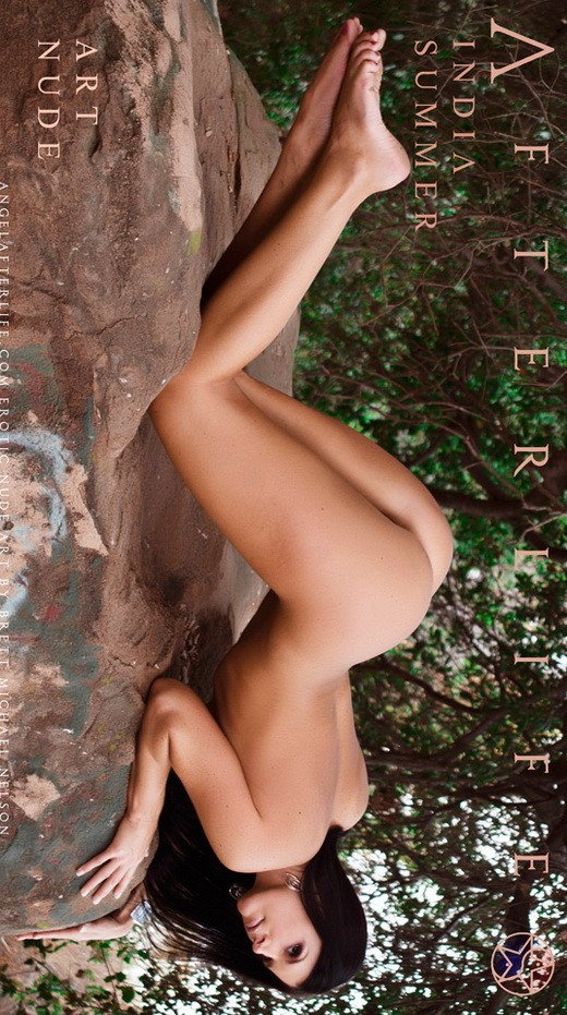 India Summer - `Art Nude` - by Brett Michael Nelson for ANGELAFTERLIFE