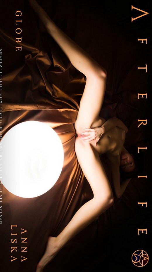Anna Liska - `Globe` - by Brett Michael Nelson for ANGELAFTERLIFE