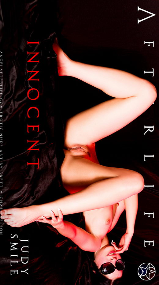 Judy Smile - `Innocent` - by Brett Michael Nelson for ANGELAFTERLIFE