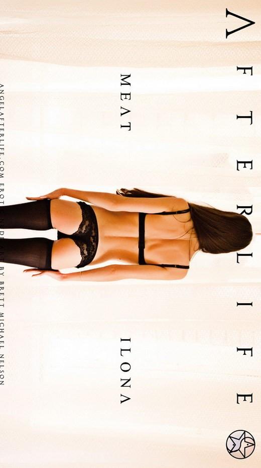 Ilona - `Meat` - by Brett Michael Nelson for ANGELAFTERLIFE