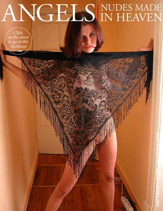`Black Lace Baby` - for ANGELARCHIVES