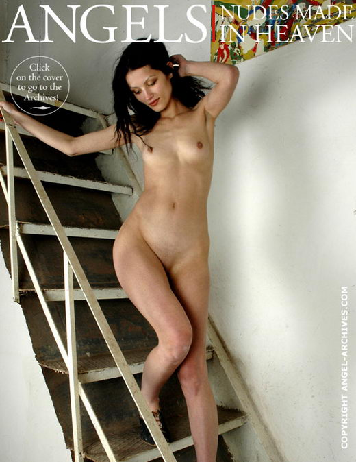 `Stairs Erotica` - for ANGELARCHIVES