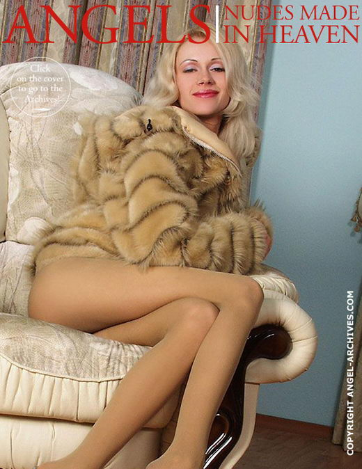 `Devil in Furs` - for ANGELARCHIVES