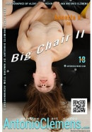 Anette A in Big Chair II gallery from ANTONIOCLEMENS by Antonio Clemens