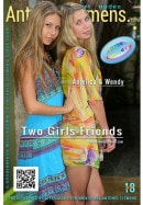 Anjelica & Wendy in Two Girls-Friends gallery from ANTONIOCLEMENS by Antonio Clemens
