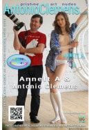 Annett A & Antonio Clemens gallery from ANTONIOCLEMENS by Antonio Clemens