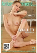 Annett A in Ballet gallery from ANTONIOCLEMENS by Antonio Clemens