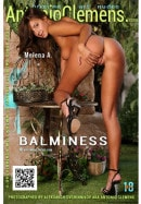 Melena A in Balminess gallery from ANTONIOCLEMENS by Antonio Clemens