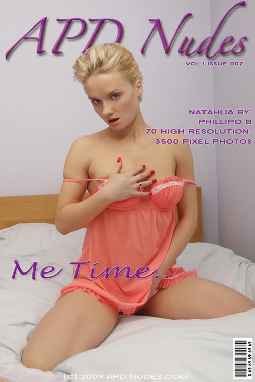 Natahlia - `#002 - Me Time` - by Phillipo B for APD NUDES