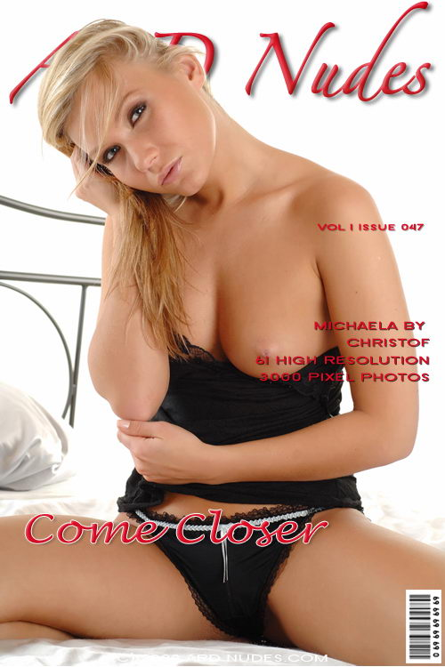Michaela - `#047 - Come Closer` - by Christof for APD NUDES