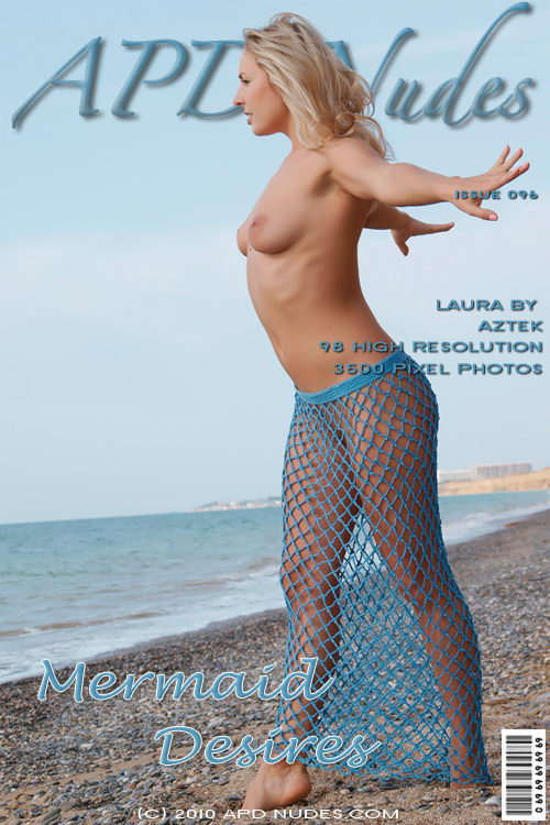 Laura - `#096 - Mermaid Desires` - by Iain for APD NUDES