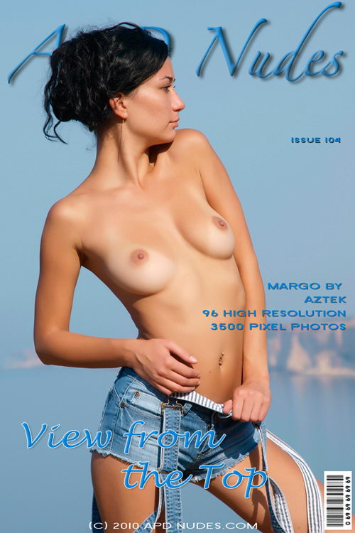 Margo - `#104 - View From The Top` - by Iain for APD NUDES