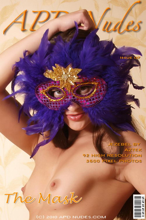 Jezebel - `#127 - The Mask` - by Aztek for APD NUDES