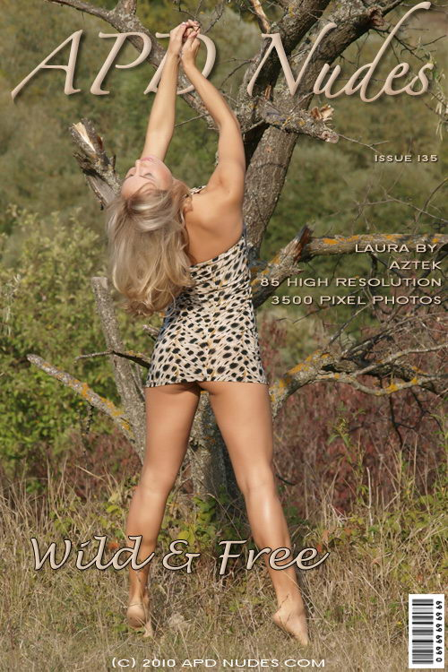 Laura - `#135 - Wild & Free` - by Aztek for APD NUDES