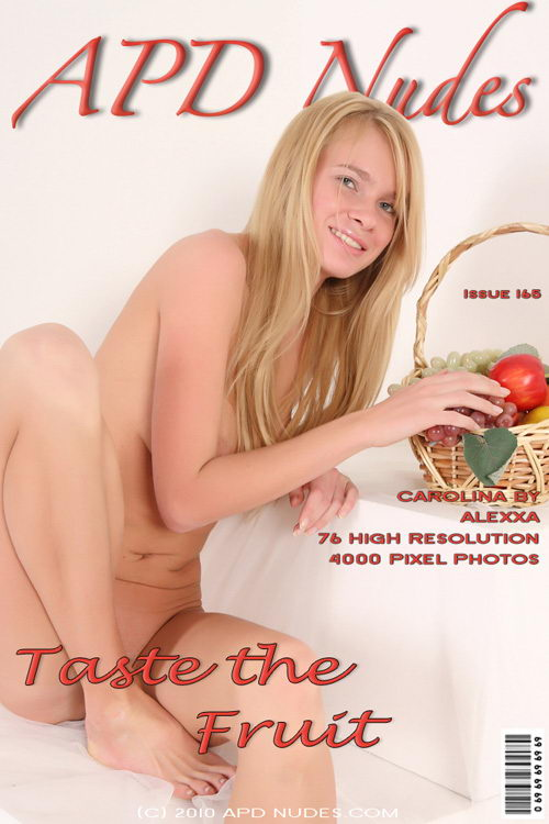 Carolina - `#165 - Taste The Fruit` - by Alexxa for APD NUDES