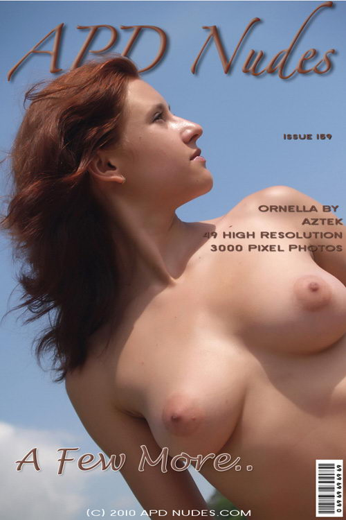 Ornella - `#159 - A Few More..` - by Iain for APD NUDES