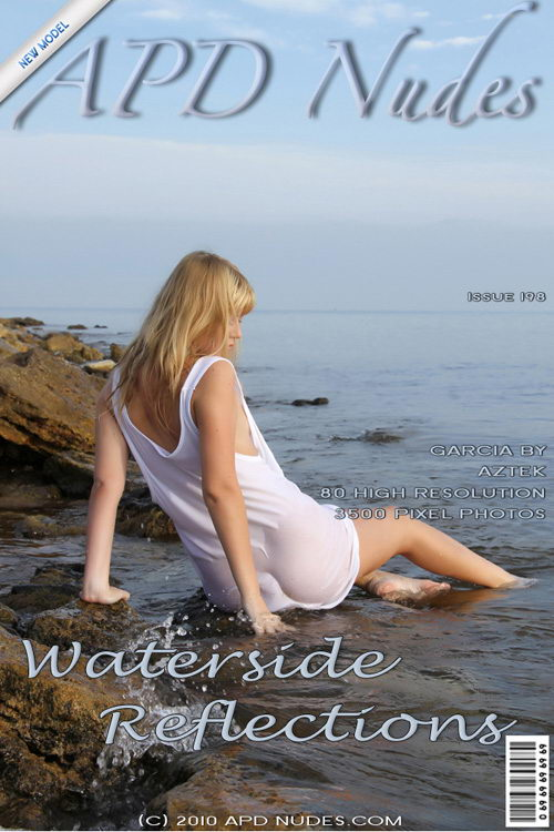 Garcia - `#198 - Waterside Reflections` - by Aztek for APD NUDES