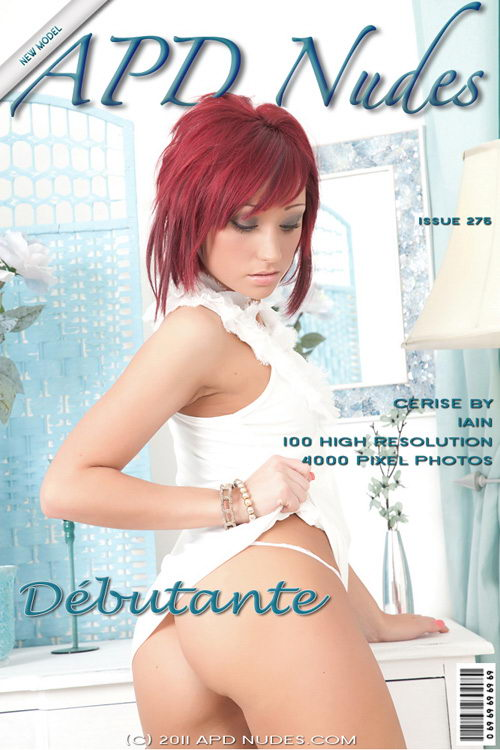 Cerise - `#275 - Debutante - Part 1` - by Iain for APD NUDES