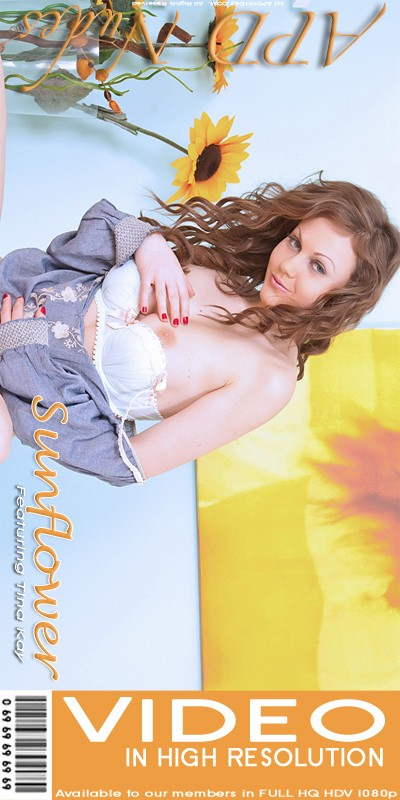 Tina Kay - `Sunflower` - by Iain for APD NUDES