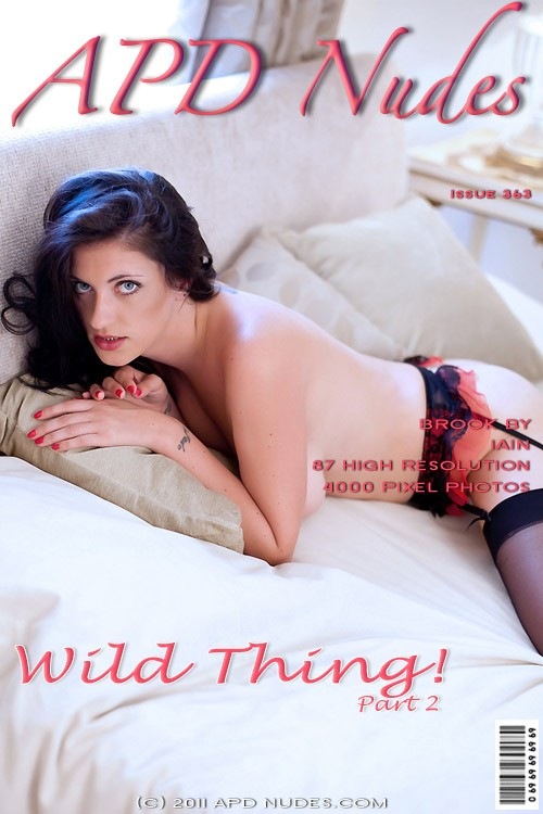 Brook - `#363 - Wild Thing - Part 2` - by Iain for APD NUDES