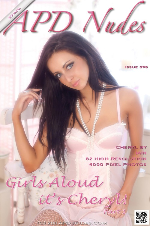 Cheryl - `#395 - Girls Aloud It's Cheryl ! - Part 1` - by Iain for APD NUDES
