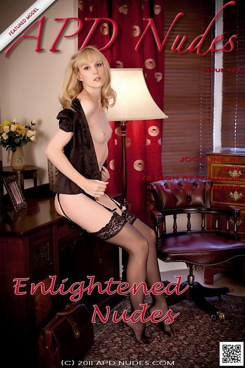 Joceline in #408 - Enlightened Nudes gallery from APD NUDES by Iain