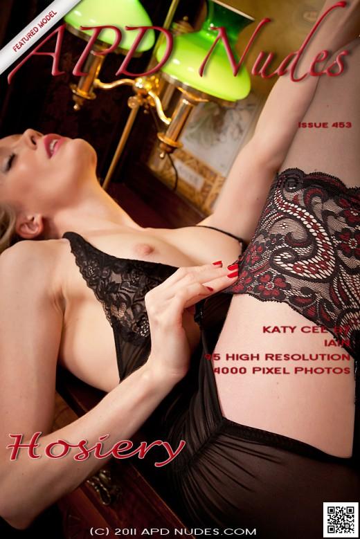 Katy Cee - `#453 - Hosiery` - by Iain for APD NUDES