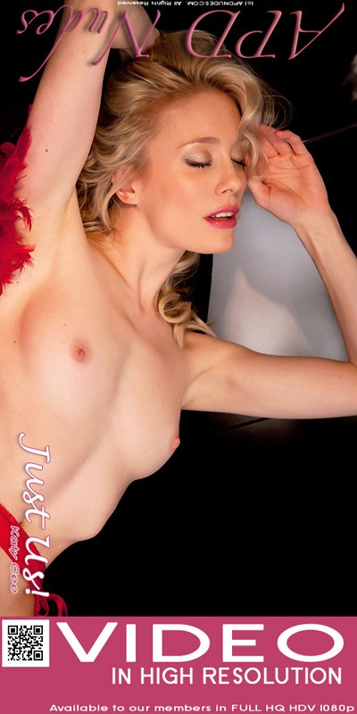 Katy Cee - `Just Us!` - by Iain for APD NUDES