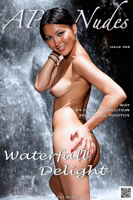 Agy - `#458 - Waterfall Delight` - by Iain for APD NUDES