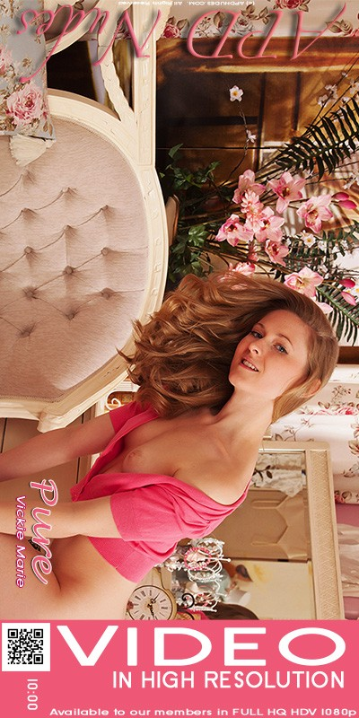 Vickie Marie - `Pure` - by Iain for APD NUDES