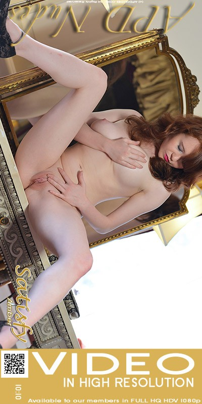 Amber - `Satisfy` - by Justin Bloom for APD NUDES