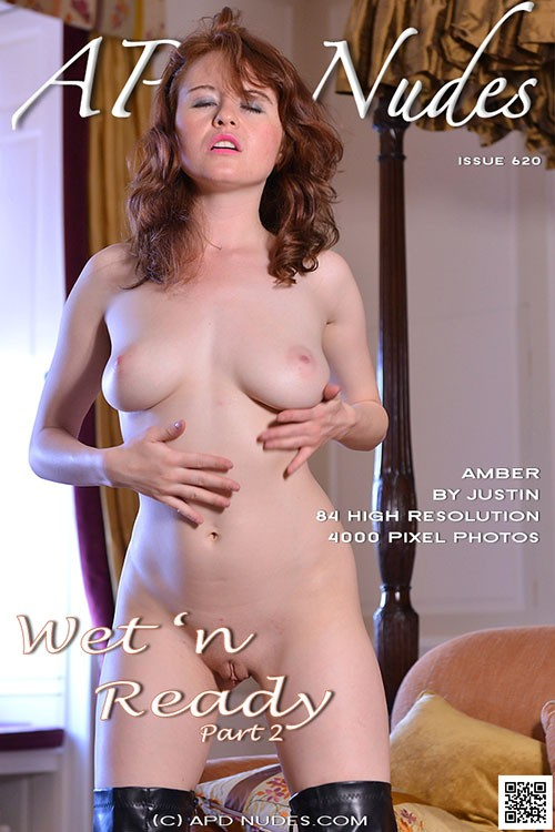 Amber - `#620 - Wet 'n Ready - Part 2` - by Justin Bloom for APD NUDES