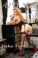 Mia Thorne in Take Two P2 gallery from APD NUDES by Iain
