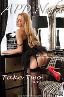 Mia Thorne in Take Two P1 gallery from APD NUDES by Iain