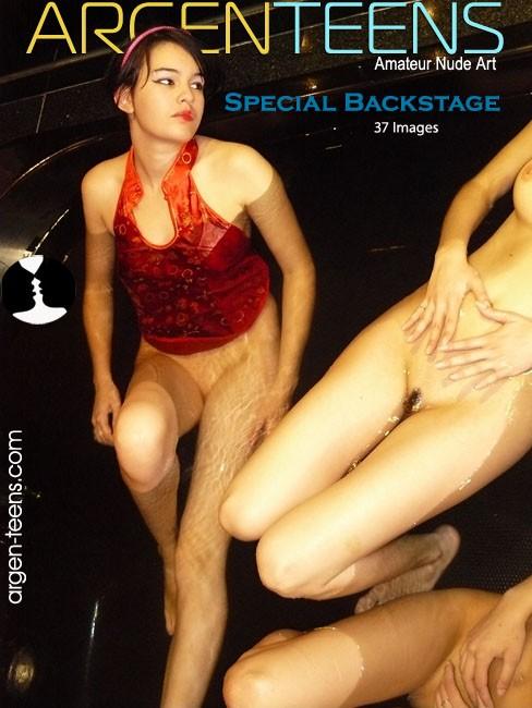 `Special Backstage` - for ARGEN-TEENS