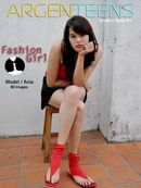 Ania in Fashion Girl gallery from ARGEN-TEENS