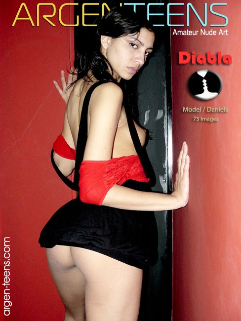 Daniela - `Diabla` - for ARGEN-TEENS