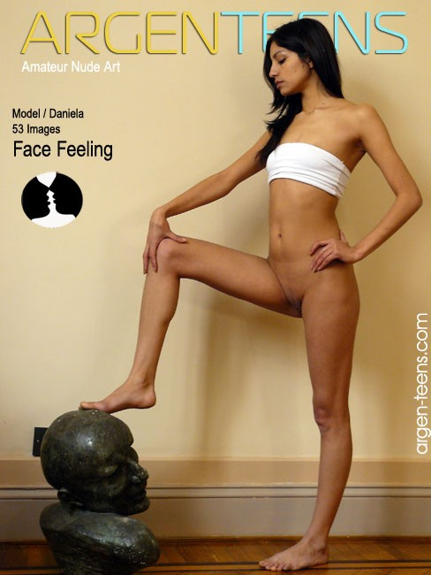 Daniela - `Face Feeling` - for ARGEN-TEENS