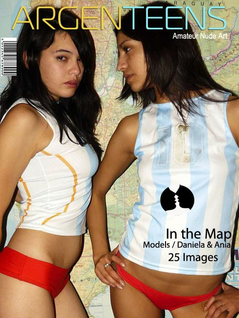 Daniela & Ania - `In The Map` - for ARGEN-TEENS