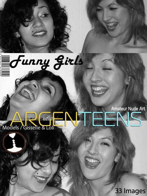 Gisselle & Lolli - `Funny Girls` - for ARGEN-TEENS
