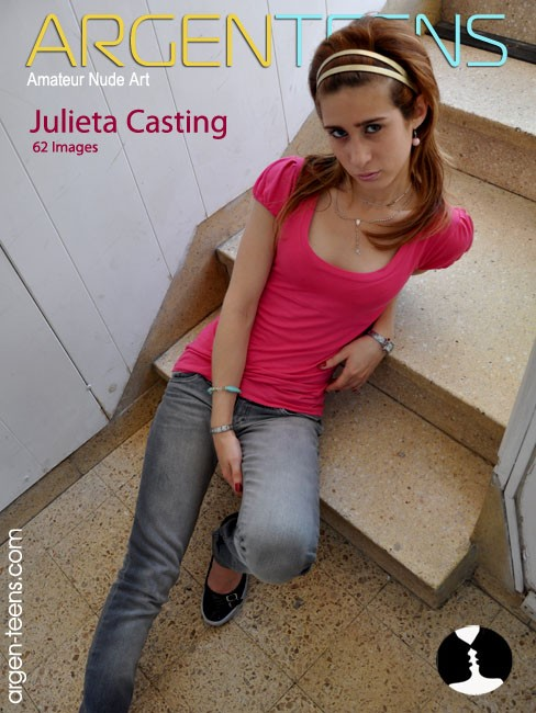 Julieta - `Casting` - for ARGEN-TEENS