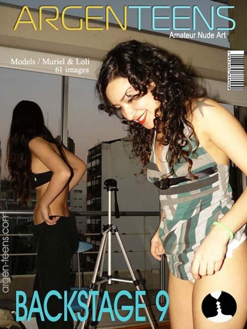 Muriel & Loli - `Backstage 9` - for ARGEN-TEENS